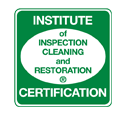 Allied Property Service is inspection cleaning and restoration certified