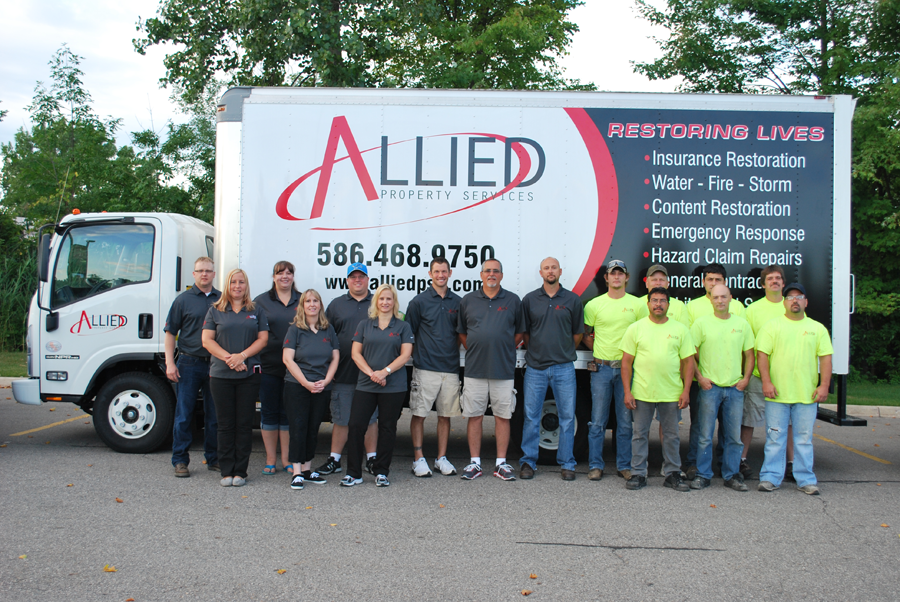 Allied Property Services Team