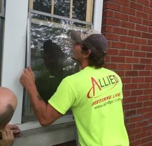 Allied Property Service - Hazard Claim Repair